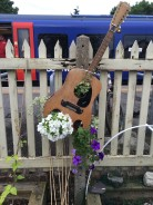 """""""Unusual Container"""" Alton in Bloom entry, 2016, at the Station Plot"""