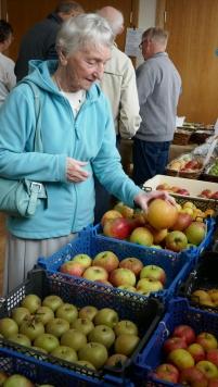 Sparsholt College Apples, ALFI Harvest Feast 2017