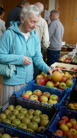 Sparsholt College Apples, ALFI Harvest Feast 2017